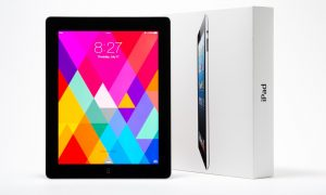 Apple Sued for Alleged iPad 4 Patent Infringement