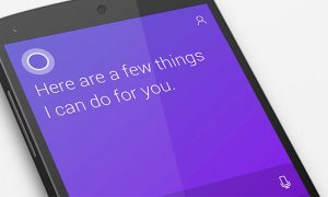Microsoft Takes on Siri with Revamped Cortana App