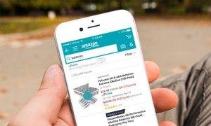 Alexa Amazon shopping app