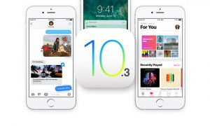 iOS 10.3 Official Release Is Imminent