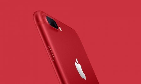 Product Red iPhone 7 Plus