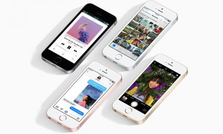 Apple Doubles iPhone SE Storage Capacity