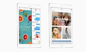 New iPad vs. iPad Air 2 Comparison