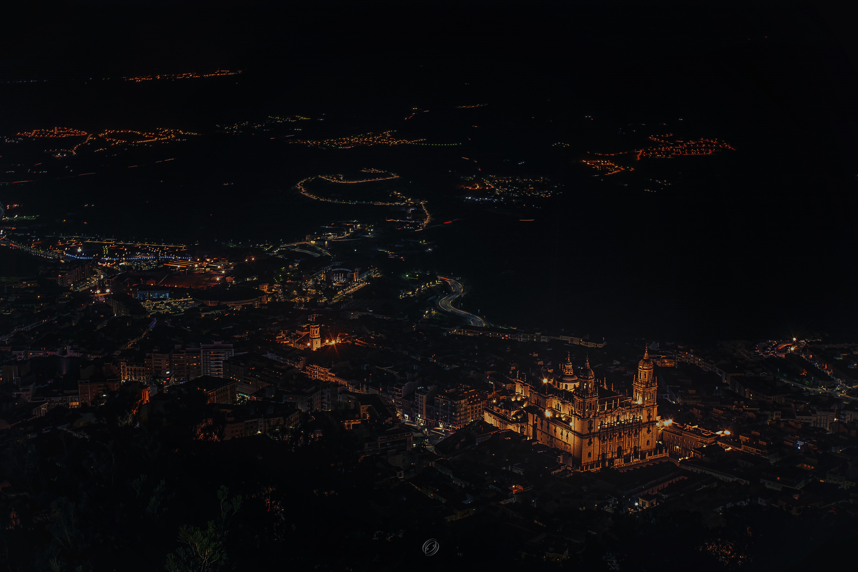 castle night view wallpaper - idrop news