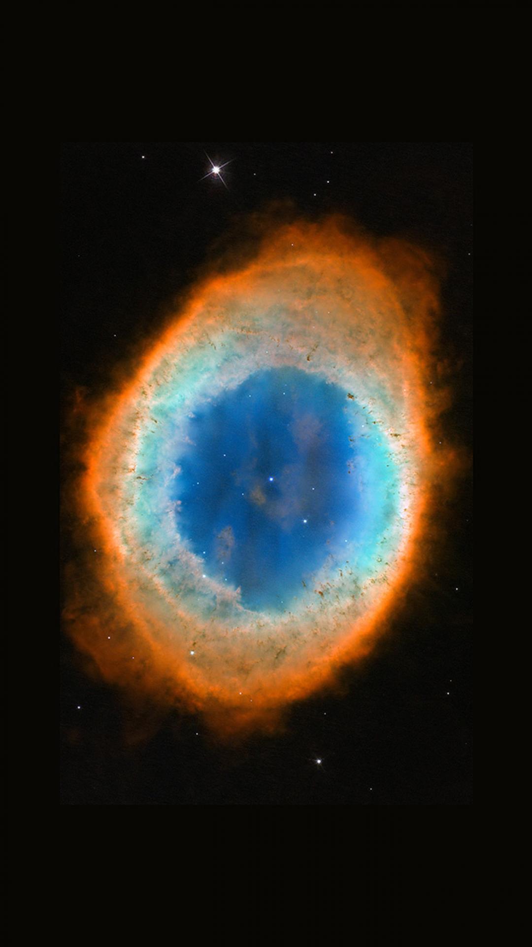 Ring Nebula Wallpaper