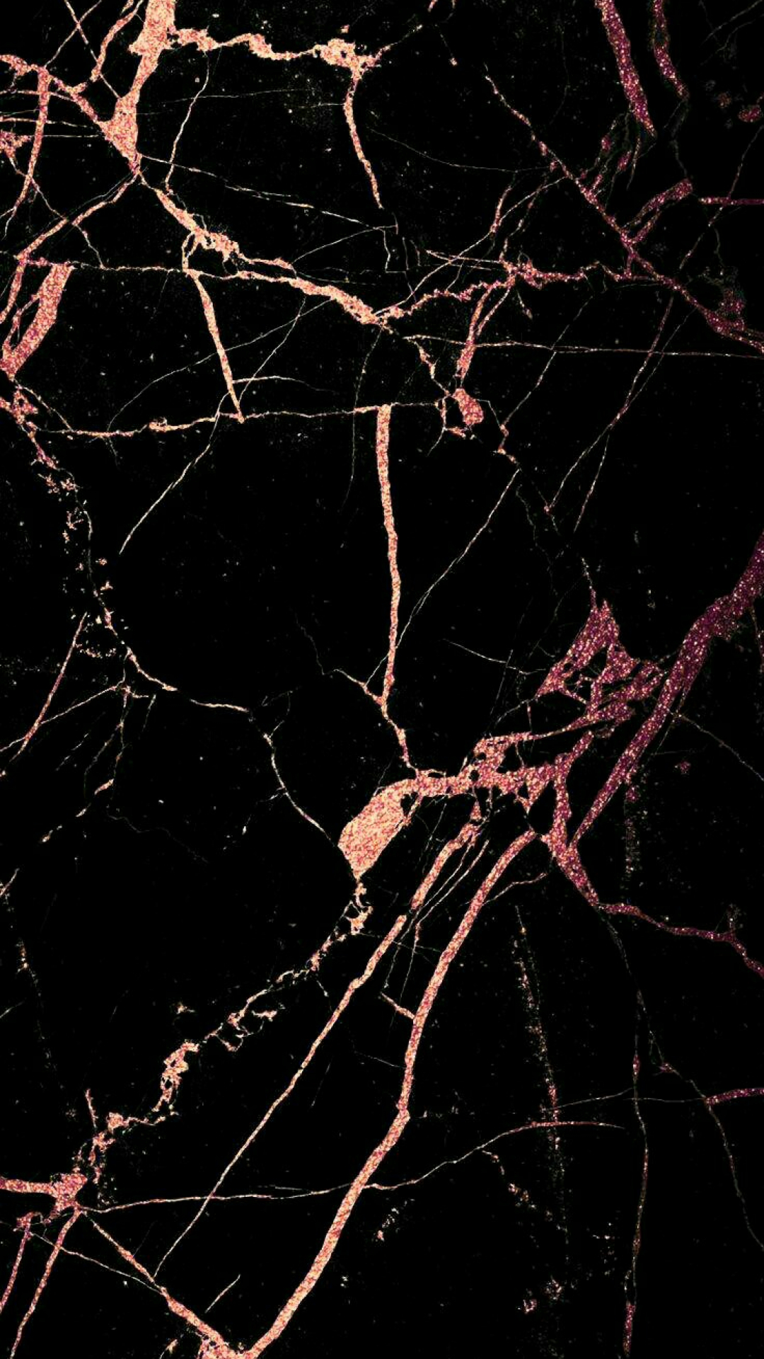 Jagged Gold iPhone Wallpaper