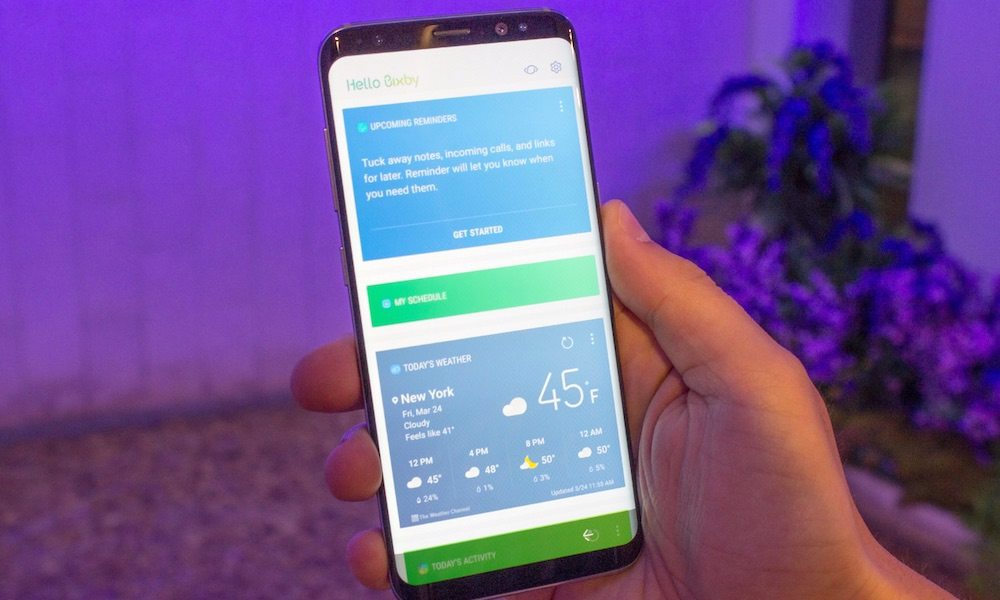 Why the Galaxy S8's Incredible Display Is Good News for Apple
