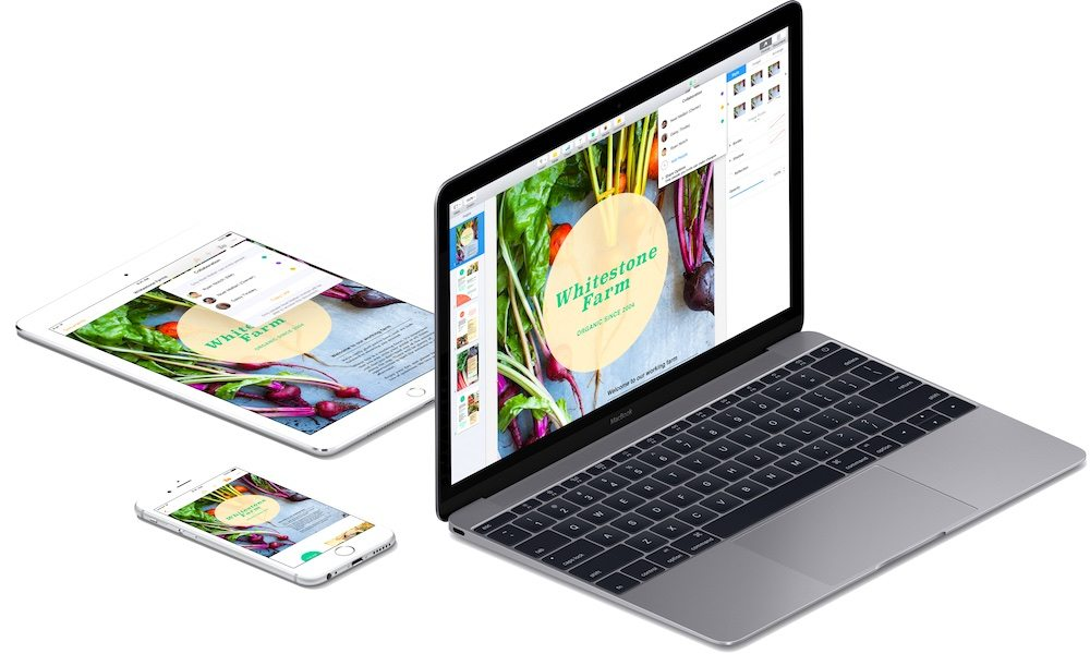 Apple makes iWork apps, iMovie and GarageBand free to download