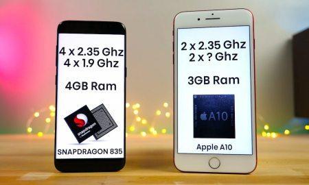 5 Ways the iPhone 7 Still Beats Samsung's Galaxy S8