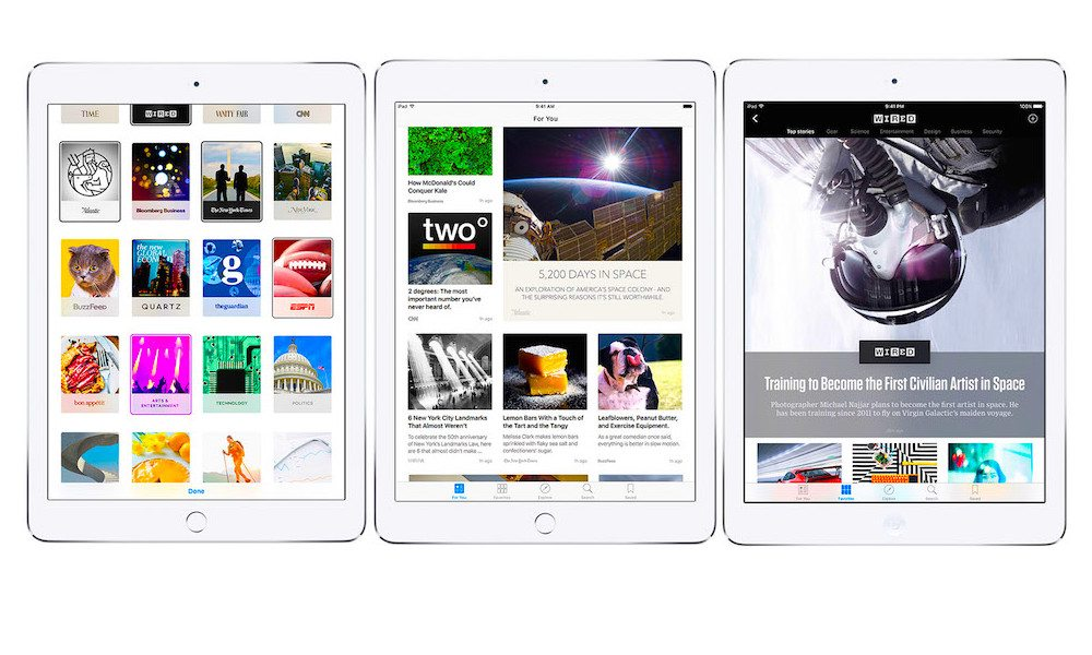 Apple News Is Getting Its Very First Editor-in-Chief