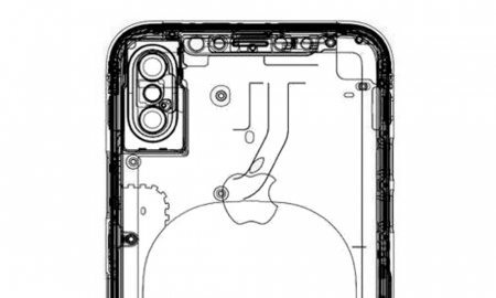 New iPhone 8 Schematic Shows Wireless Charging Pad, No Rear Touch ID