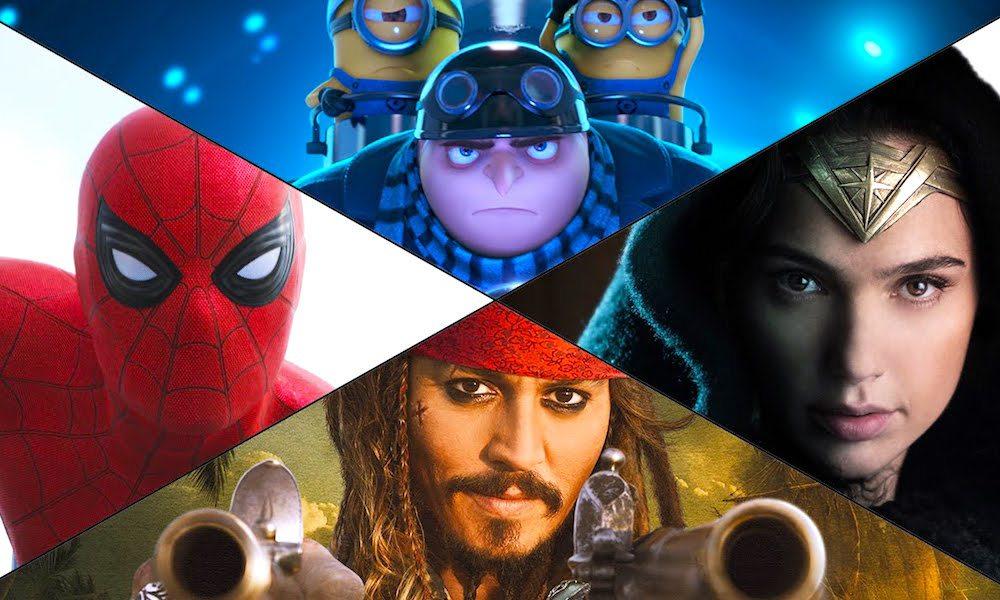 Best Summer Movies 2017