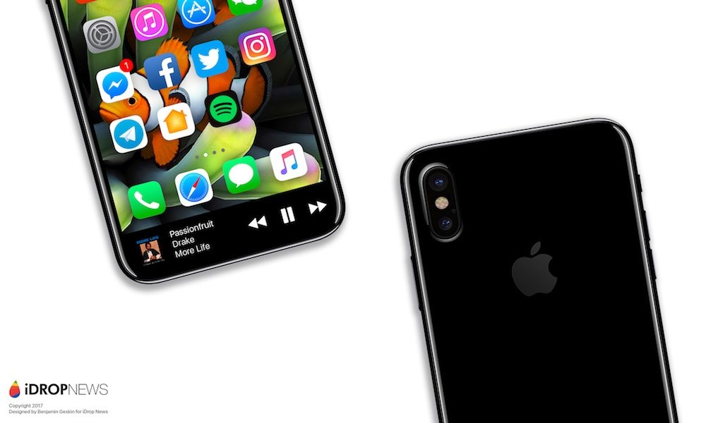 IPhone 8 Will Not Have a Home Button According to Rumored Specs