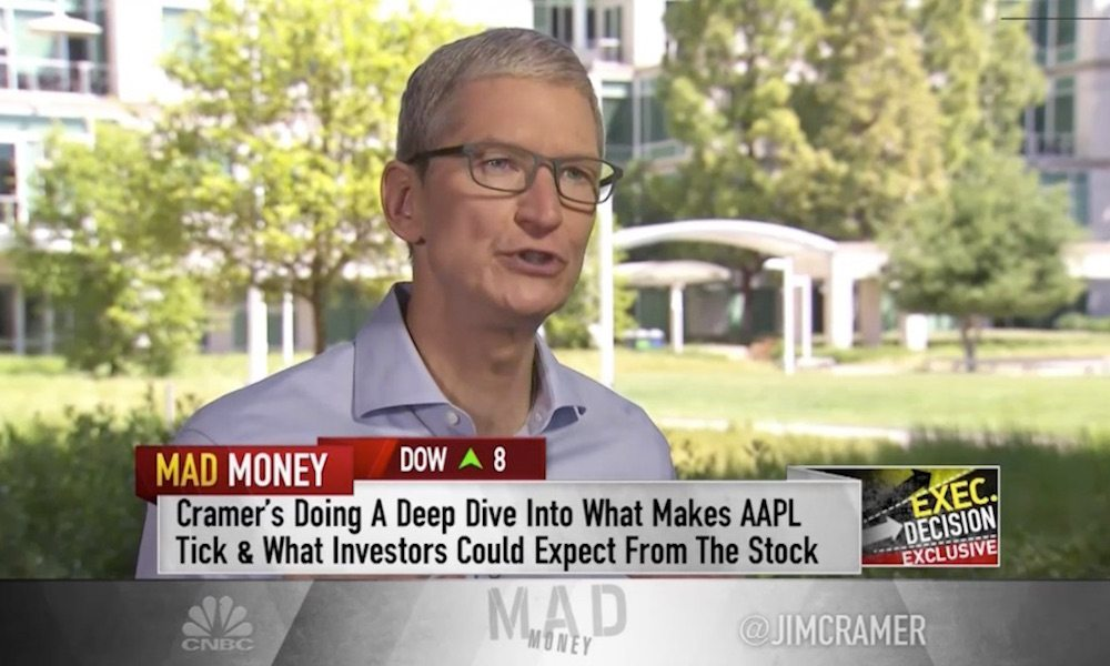 Tim Cook U.S. Jobs