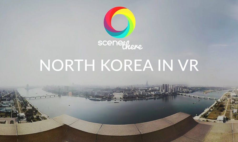 This Exclusive VR Experience Lets You Explore North Korea