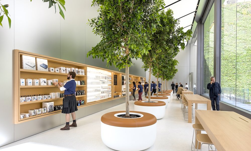 Apple Plans Worldwide Refresh of Outdated Apple Stores