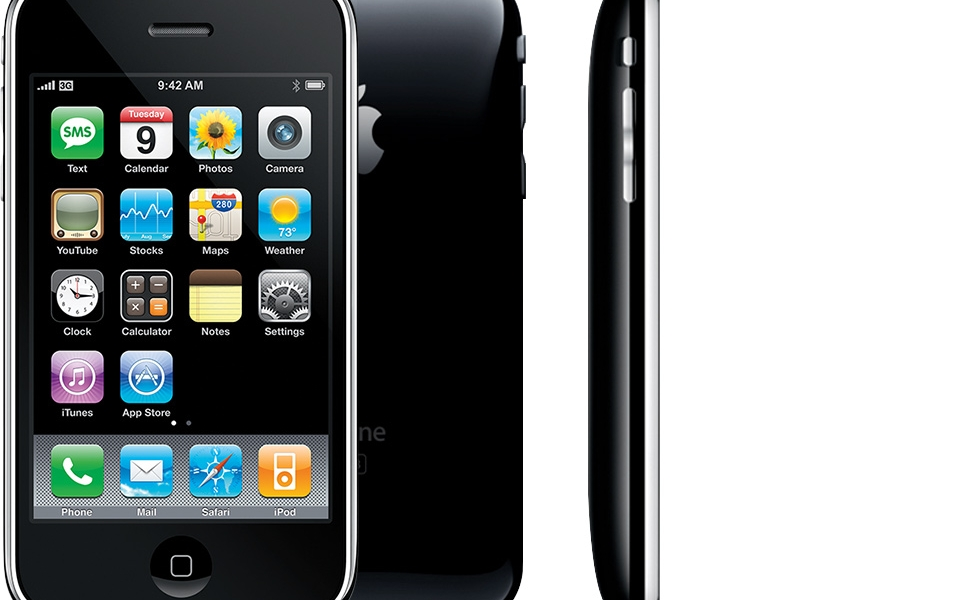 iPhone 3G Screen Size and Resolution