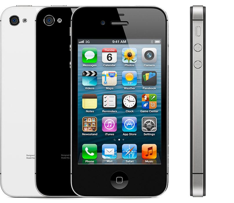 iPhone 4S Screen Size and Resolution