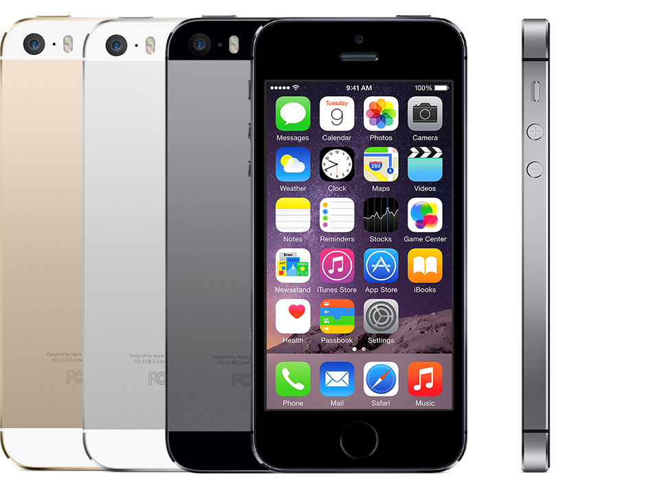 Features of the iPhone 5s: the Seventh Generation