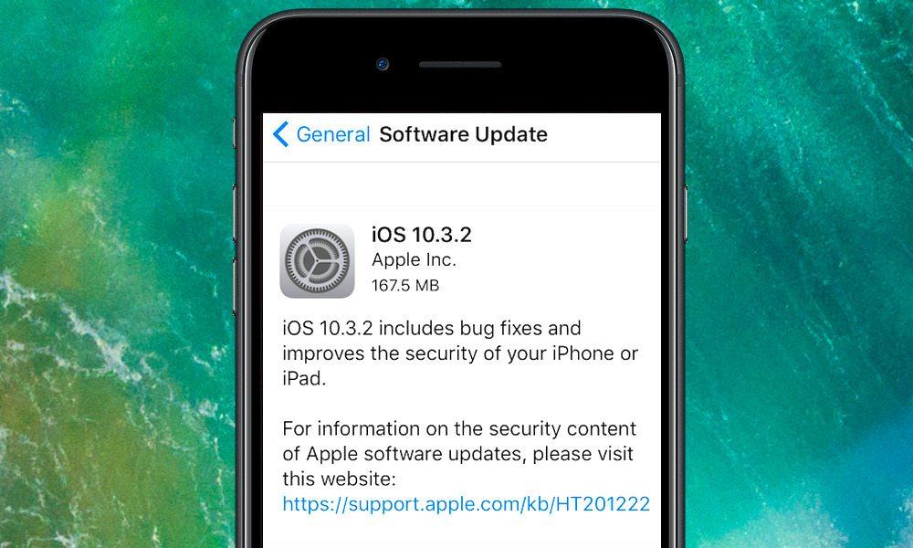 iOS 10 3 Released