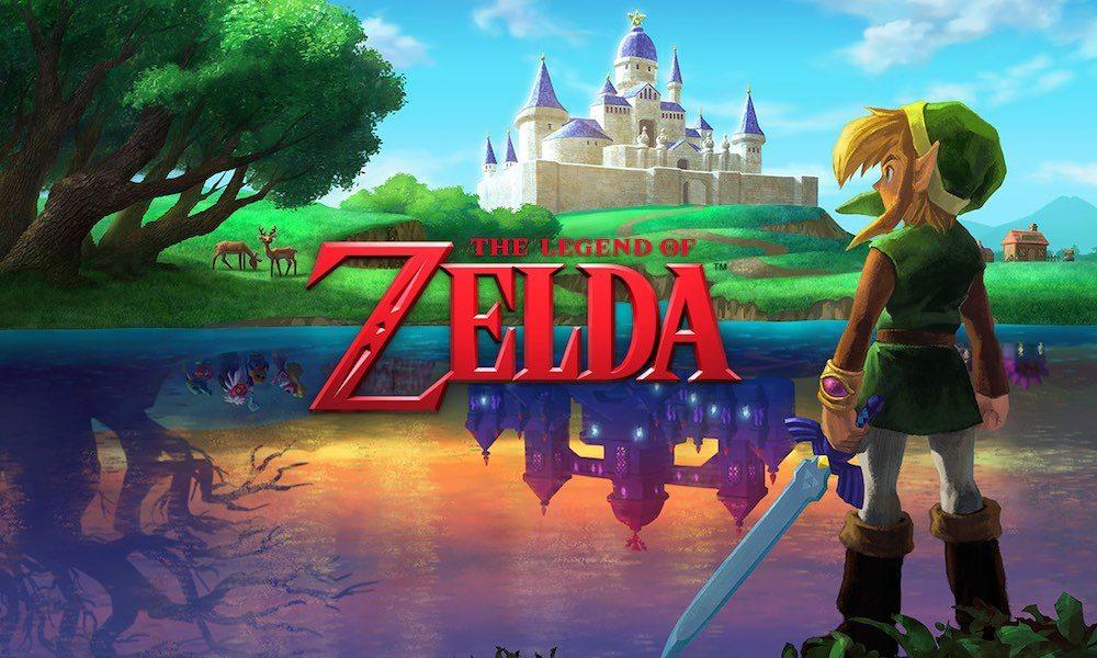 Nintendos The Legend Of Zelda Rumored For 2018 IOS Release