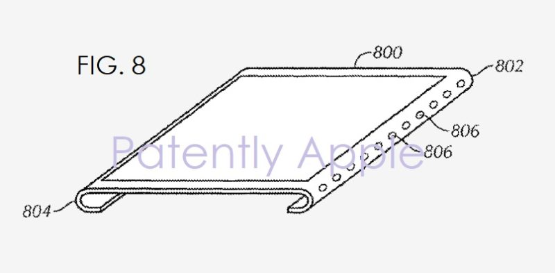 New Apple Patents Show Embedded Touch ID, Edge-to-Edge Display, and More