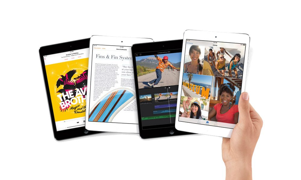 Insider Claims iPhone Plus Models Might Kill the iPad mini Lineup