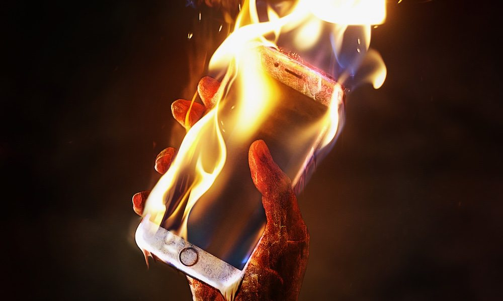 How to Fix Hot iPhone