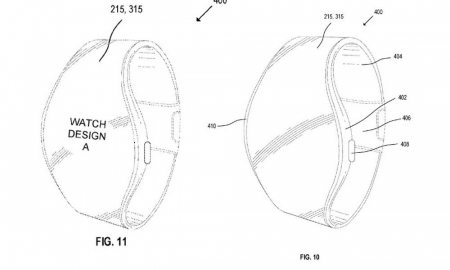 Patent Hints at New Apple Watch Design with Flexible Display