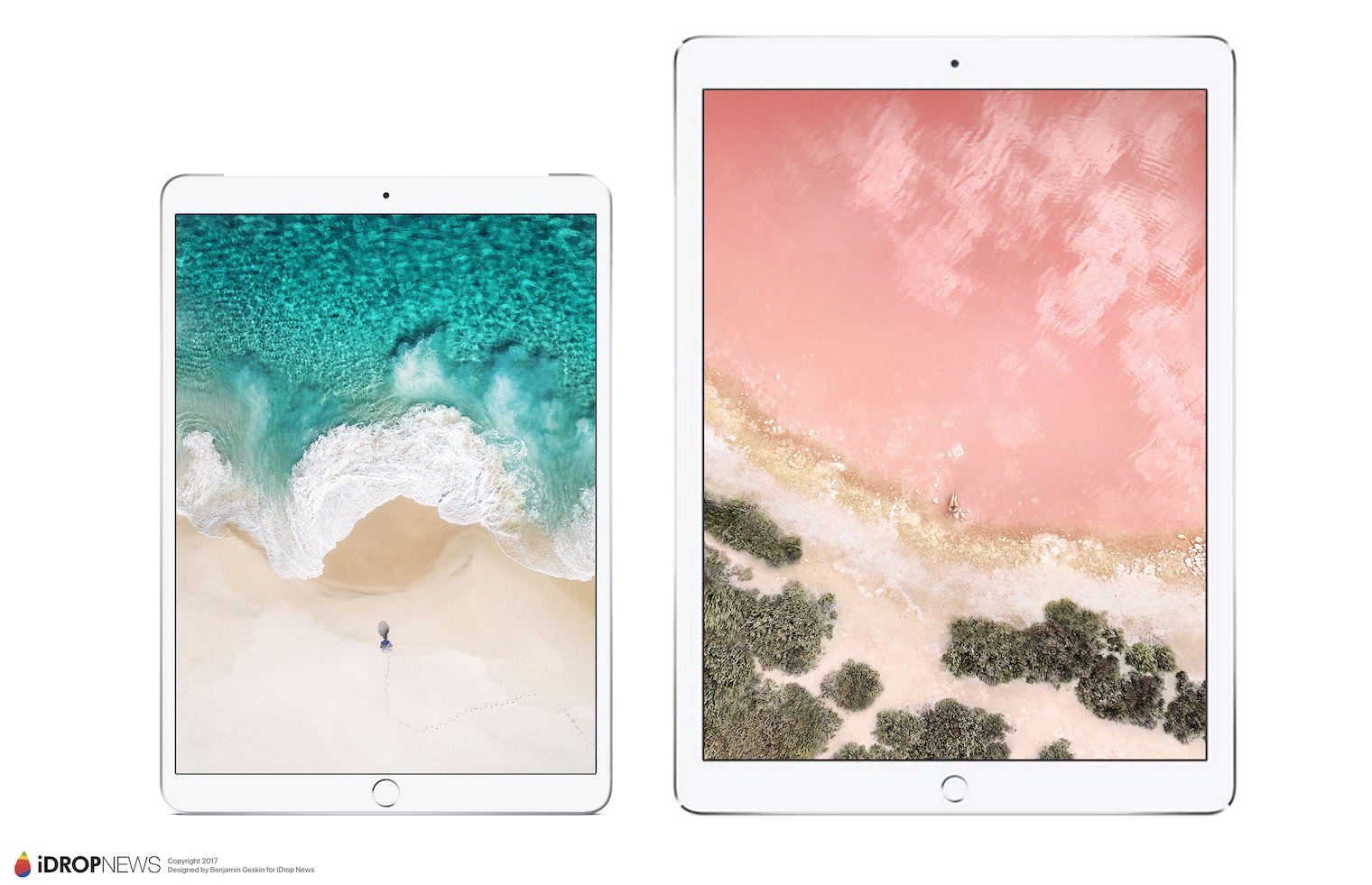 2017 iPad Pro Concept Image iDrop News