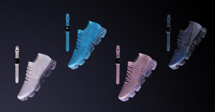 "Nike Flaunts New ""Day to Night"" Apple Watch Bands, Matching Sneakers"
