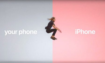 Apple's New Webpage and Ads Will Lure Android Users to iPhone
