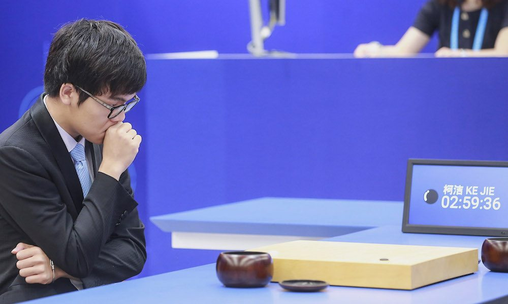 AI system beats world champ at Go, again