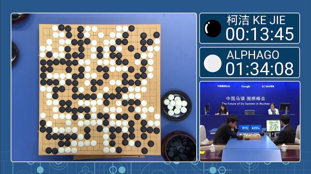 Computer Wins Again In Chinese Game Of Go