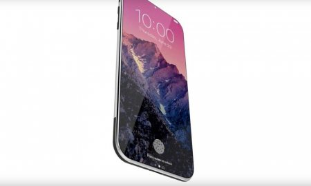 Reliable Report Backs up iPhone 8 Display-Embedded Touch ID Rumors