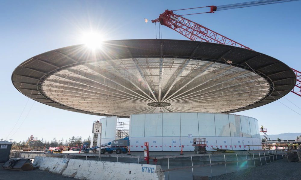 10 Incredible Facts About Apple's New Campus