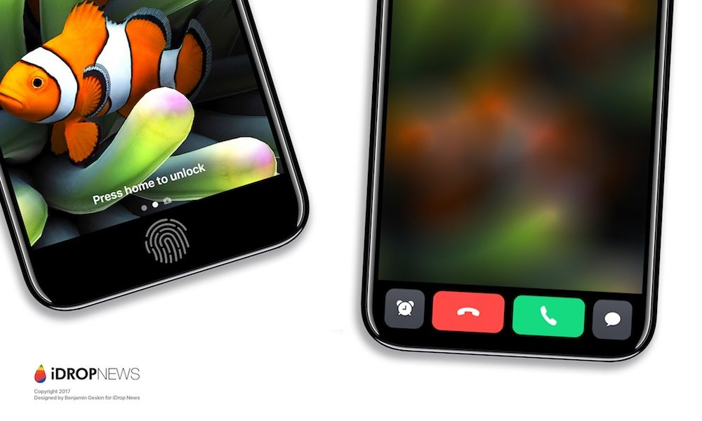 iPhone 8 Function Area iDrop News Exclusive