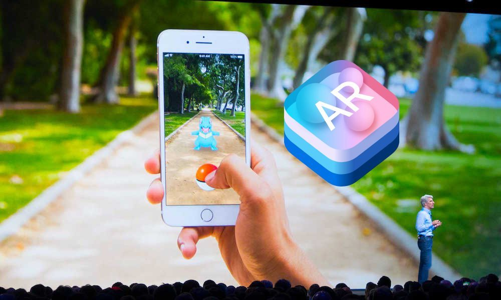 Everything You Should Know About Apple's New ARKit
