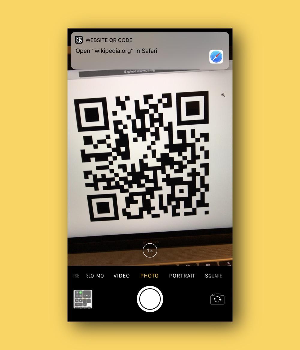 Qr Code Ios App
