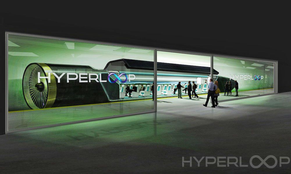 Hyperloop One Announces Plans to Connect All of Europe
