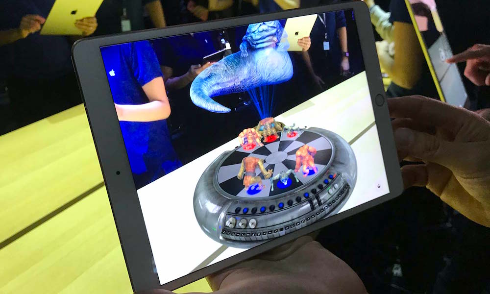 AR Capabilities Will Be Limited on Devices Older Than iPhone 6s