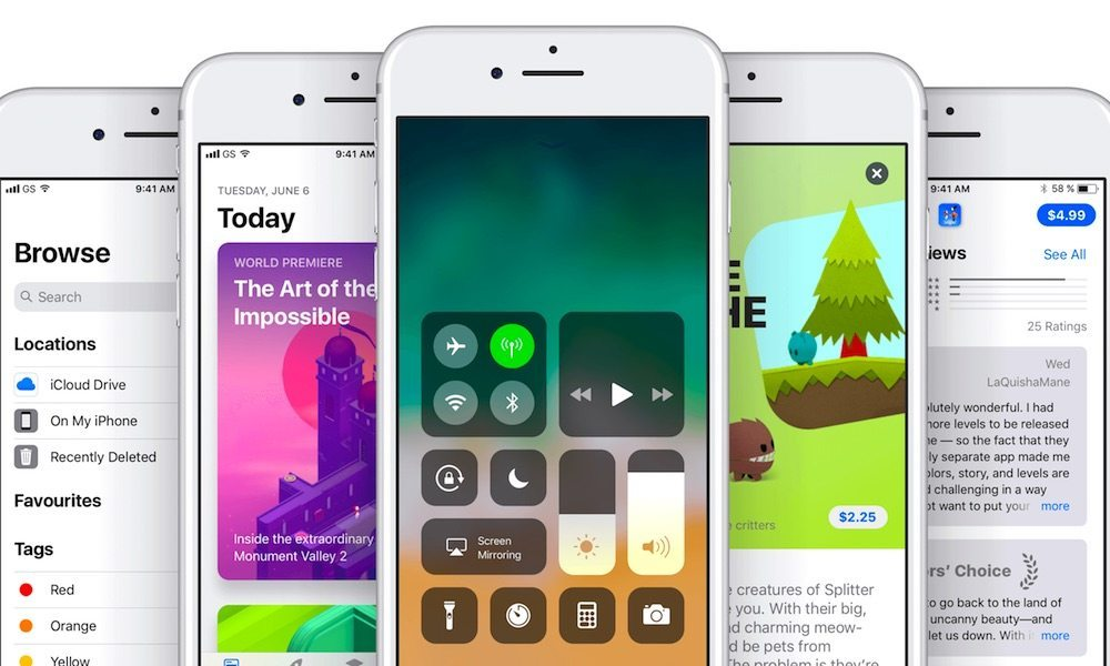 Top 14 New iOS 11 Features