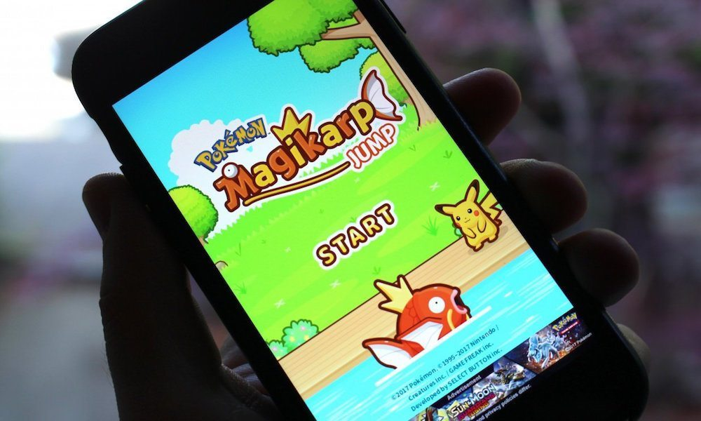Why Youll Love And Loathe Magikarp Jump For Ios