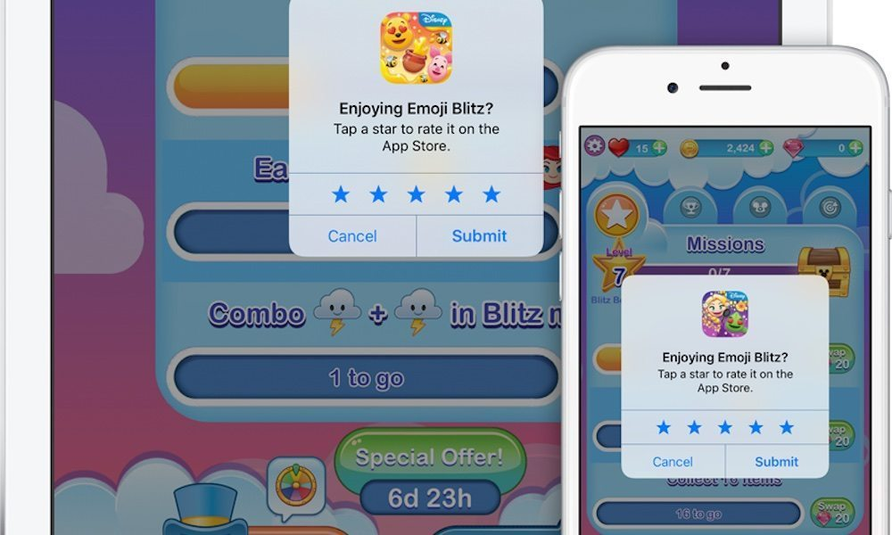 Apple App Store update moves tipping to in-app purchase territory