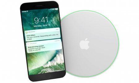 Wistron CEO Hints iPhone 7s Plus Will Add Wireless Charging