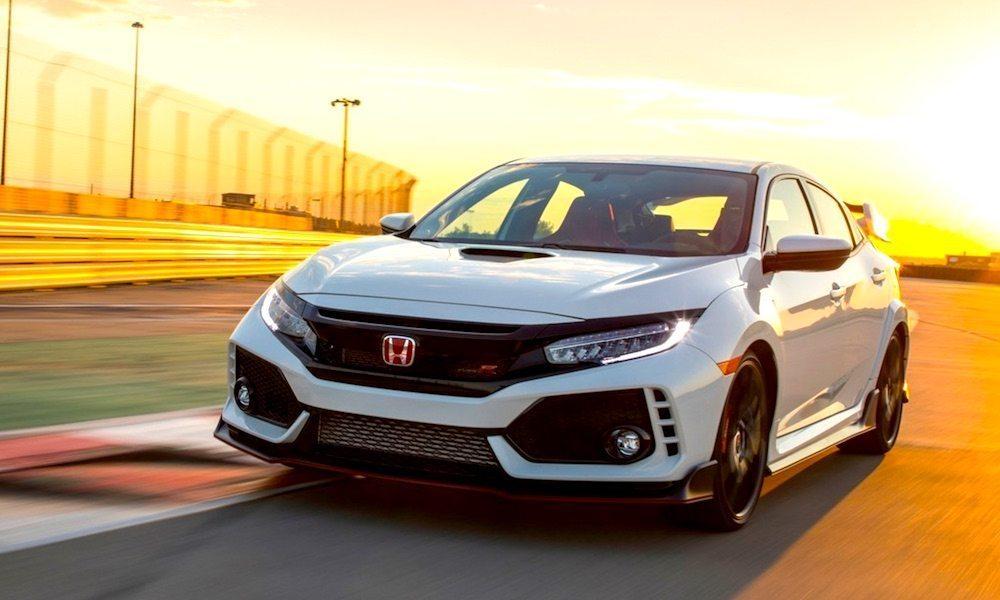 Honda S Incredible Civic Type R Arrives With Carplay
