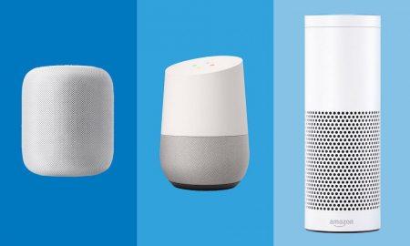 HomePod Amazon Echo