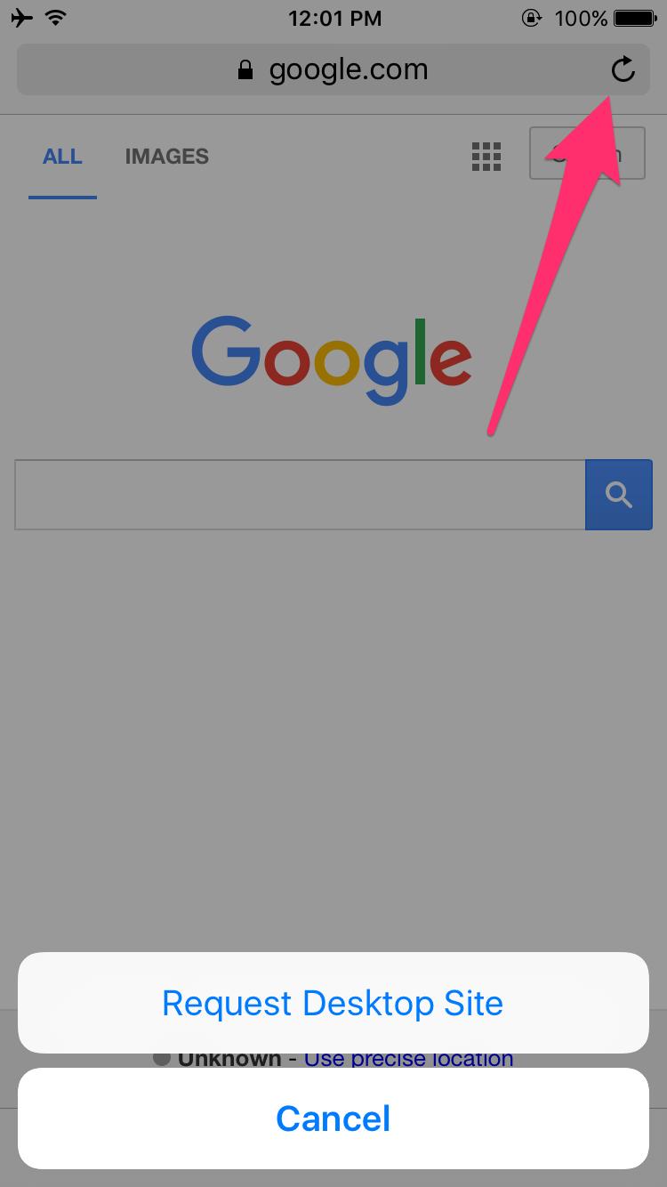 ipad how to take copy of safari page