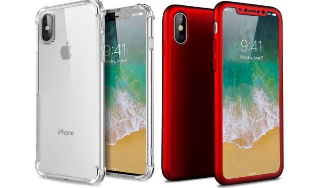 iPhone 8 Design Seemingly Confirmed By New Cases
