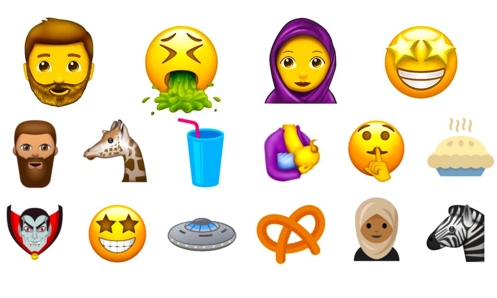 56 New Emoji Are Coming to iOS and macOS